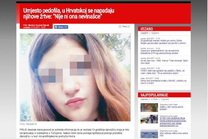 Šokantne procjene: U hrvatskom sportu radi najmanje 480 pedofila!