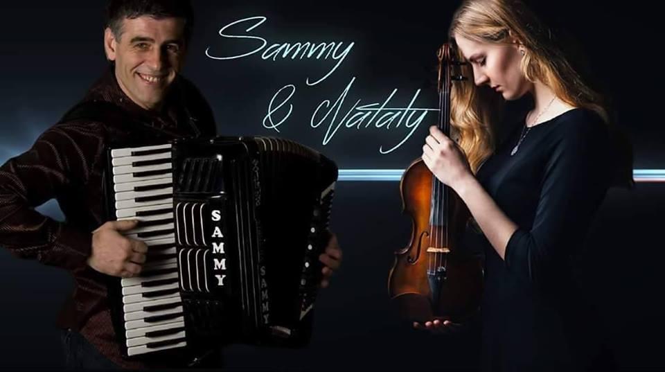 Koncert Sammy & Nataly na 4.svjetskim umjetničkim igrama