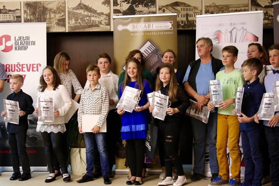Novi uspjesi učenika Glazbene škole Slavonski Brod