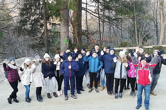 Brodski osnovnoškolci otputovali na zimovanje u Celje