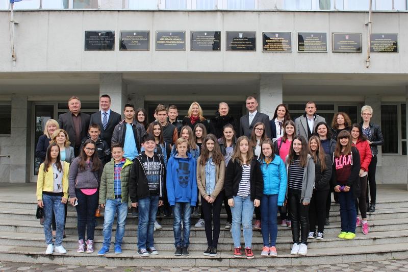 Učenici iz bugarskog grada Kardzhalija posjetili Rešetare i Slavonski Brod