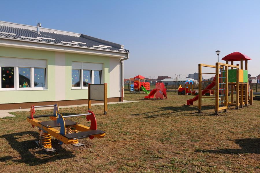 Novo igralište za najmlađe u vrtiću Potjeh
