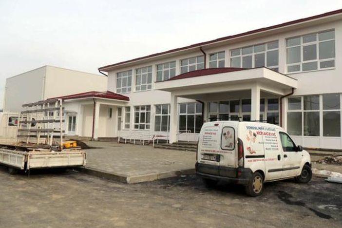 Mještani Podcrkavlja konačno dočekali - nova osnovna škola gotova do kraja veljače