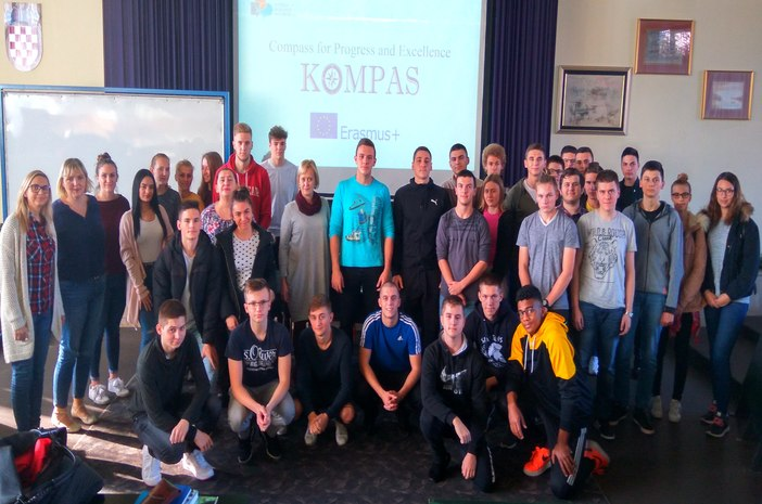 Tehnička škola Slavonski Brod koordinator u novom Erasmus+ projektu
