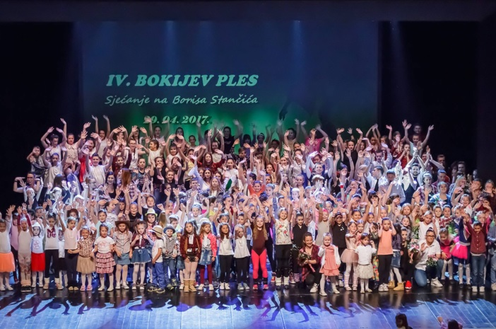 BOKIJEV PLES Preko 300 plesača obilježilo Svjetski dan plesa