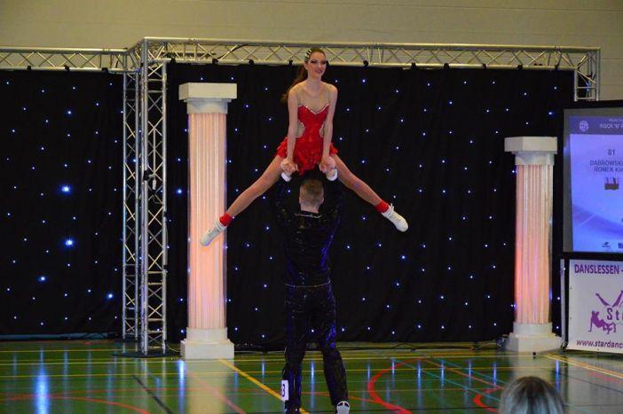 Nikolina i Mihael 24. na Svjetskom kupu u Belgiji