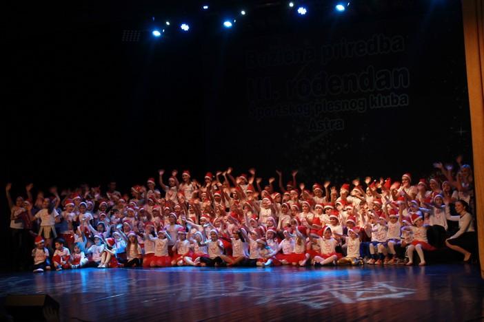 Čak 250 plesača proslavilo 3. rođendan Astre