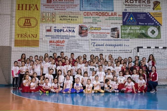 ŠPK ASTRA – 20 medalja na međunarodnom natjecanju u Tešnju
