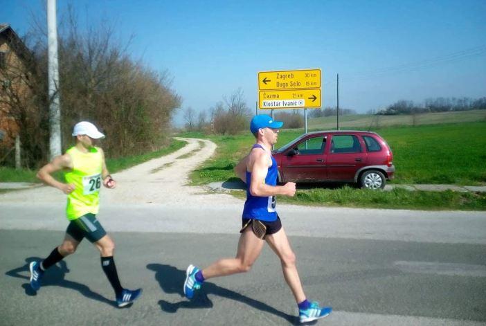 Brođanin Dejan Radanac drugi na supermaratonu Zagreb - Čazma