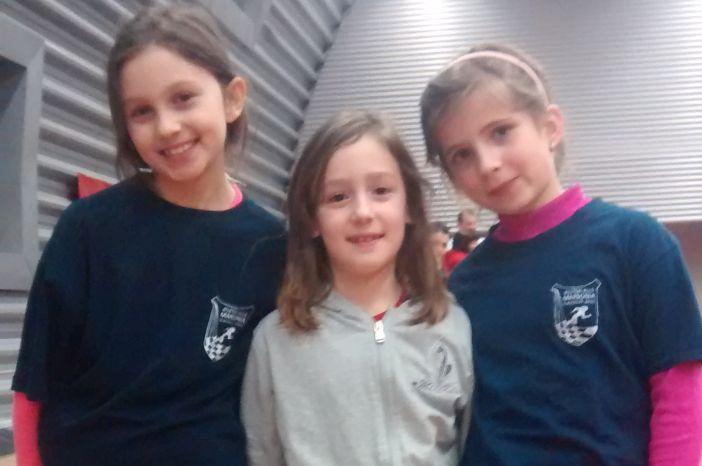Male brodske atletičarke nastupile u Osijeku