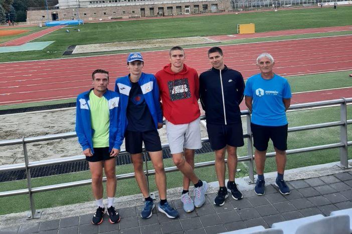 Brodski atletičari na PH u Zagrebu