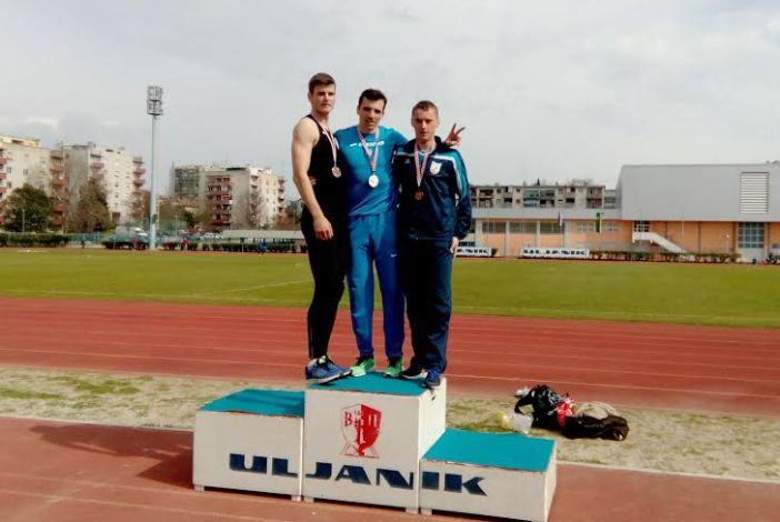 Kristijan Jamer brončani na državnom prvenstvu