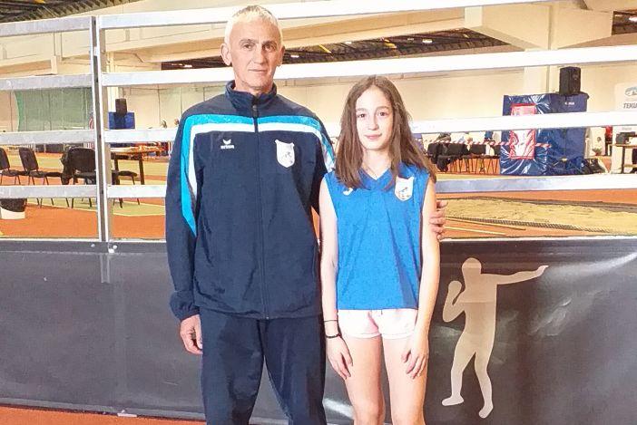 Lorena Šeremet deveta na državnom prvenstvu