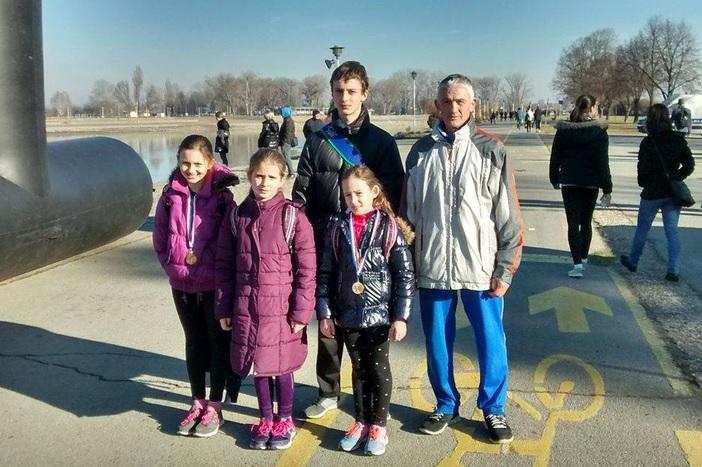 Lani i Loreni brončane medalje u Osijeku