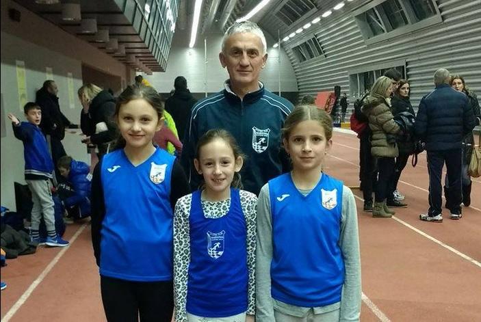 Brođanke nastupile na 2. kolu atletske lige Slavonije i Baranje