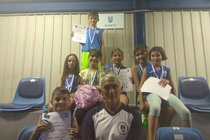 Deset medalja za atletičare Marsonije u Osijeku