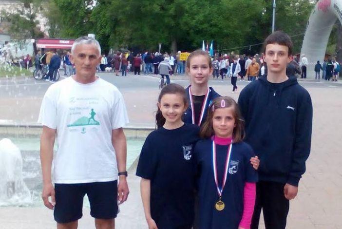 Atletičari Marsonije uspješni u Virovitici