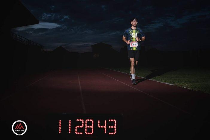 Marko Bićanić u 24 sata istrčao 150,4 km!