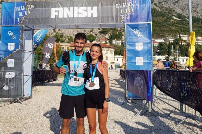Brođanka Ines Jozić sjajna na Dalmacija ultra trailu
