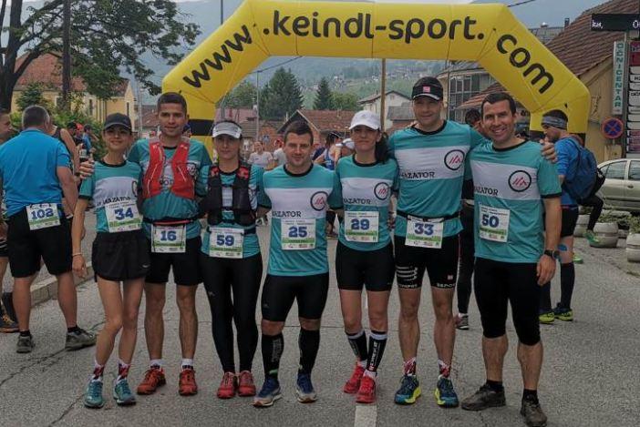 Ines Jozić prvakinja Hrvatske u planinskom trčanju na duge staze, Brođanke ukupno treće