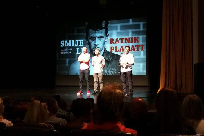 """Dokumentarac """"Smije li ratnik plakati"""", o životu i borbi Krešimira Šimića poslao snažnu poruku Brođanima"""