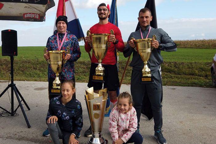 Marko Bićanić pobjednik 19. ultramaratona Zagreb-Vukovar