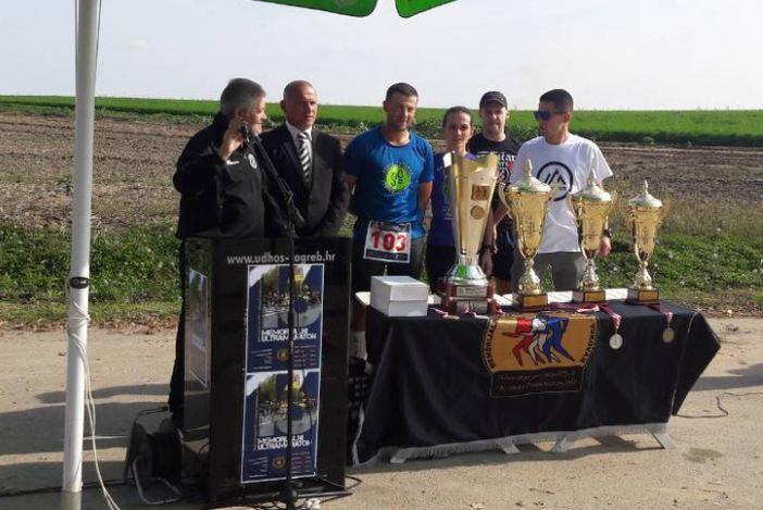 Krešimir Šimić 4. na ultramaratonu Zagreb - Vukovar