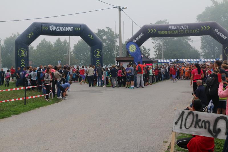Čak 410 sudionika danas je trčalo za zdravlje!