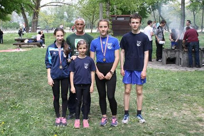 Marta i Hana osvojile medalje na Bundeku