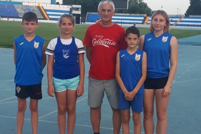 Filip Orkić istrčao sjajno vrijeme na 600 metara