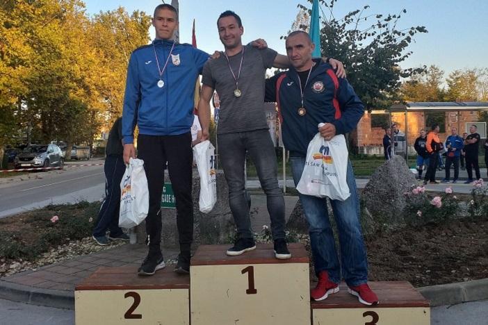 Mladi atletičari Marsonije osvojili pet odličja u Karlovcu