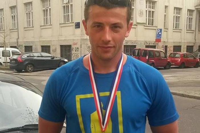 Krešimir Šimić prvi senior Supermaratona Zagreb - Čazma, ukupno na 12. mjestu