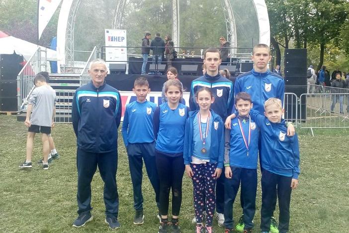 Filip Orkić prvak Hrvatske, Lorena Šeremet brončana