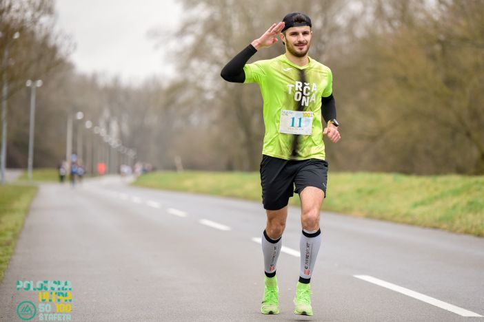 Preko 4000 ljudi u Hrvatskoj trčali su jučer utrku Wings for life. Marko Bićanić iz Starog Topolja osvojio treće mjesto