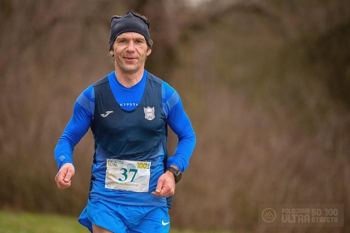 Maratonac koji nema granica, ruši rekorde i spašava živote