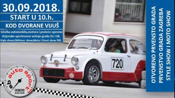 SB Auto show i Auto rally 2018