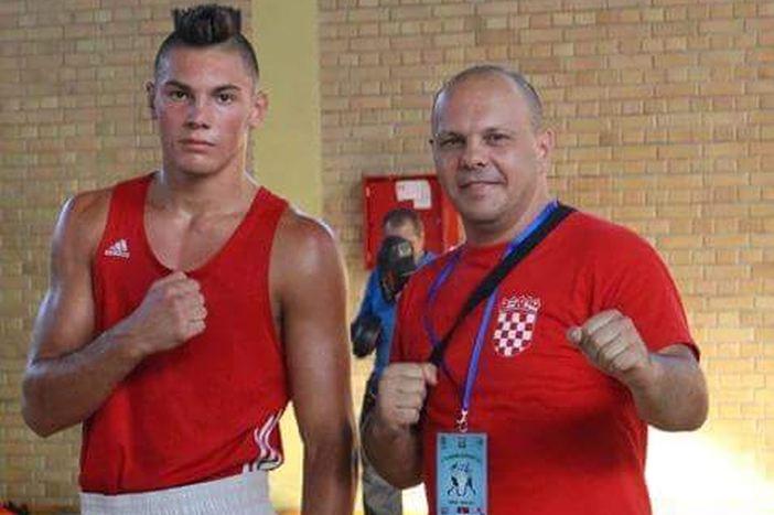 Gabrijel Veočić prvi na kontrolnom natjecanju u Srbiji