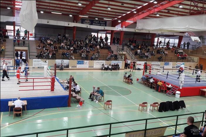 Pet medalja za brodske boksače na jakom međunarodnom turniru u Mađarskoj