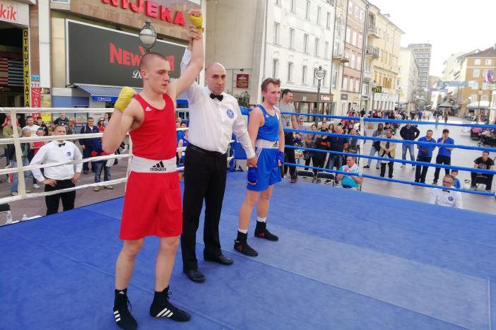 Odličan nastup brodskih boksača u RIjeci u 6.kolu boksačke lige