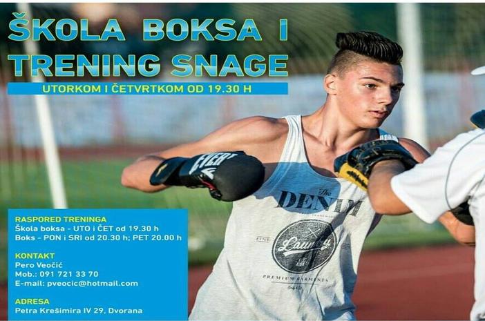 Upisi u školu boksa