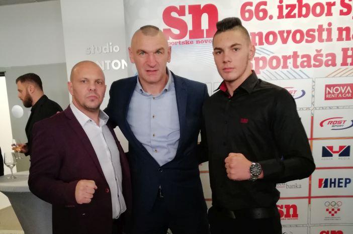 Iza brodskog boksača Gabrijela Veočića sezona je iz snova
