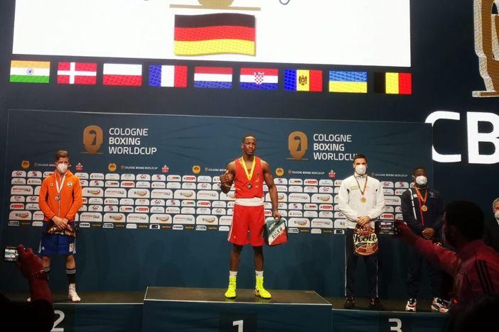 Gabrijel Veočić osvojio broncu na Svjetskom kupu u Njemačkoj