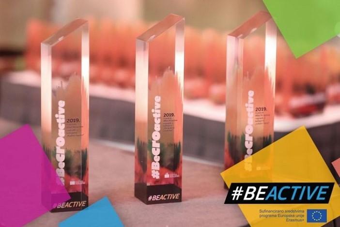 Poziv za prijave za #BeCROactive nagrade 2020.