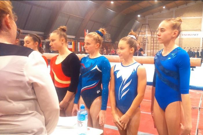Uspješan nastup Magdalene Krnjaković na turniru u Novom Sadu