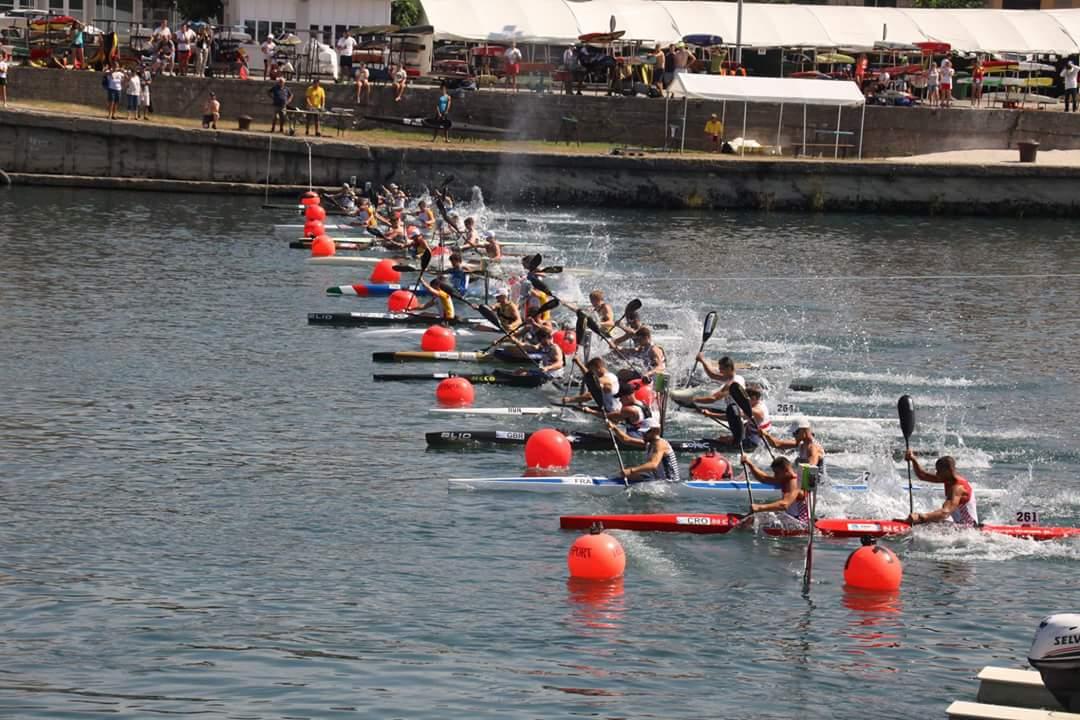 Olimpikovci nastupili na Europskom prvenstvu