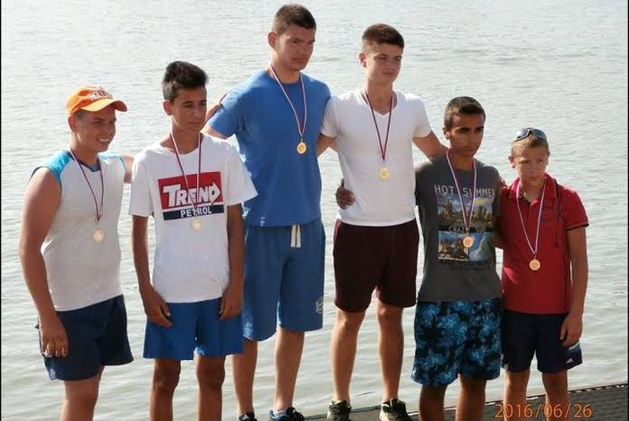 "Osam medalja za KKK ""Marsonia"" u Srbiji – Vanesi prva C1, Rei prva (zlatna)"