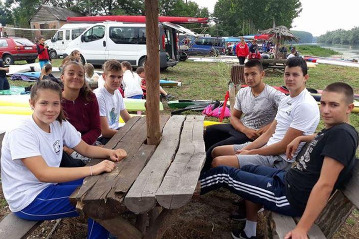 KKK Marsonia – Darku i Dori srebro u Srbiji