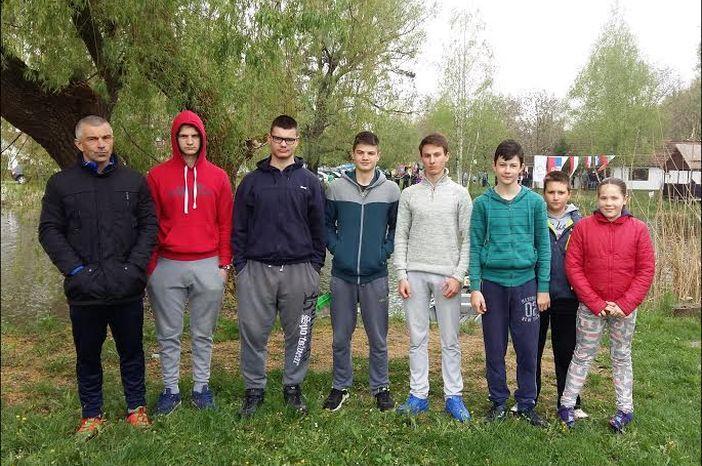 """KKK """"Marsonia"""" – 8 natjecatelja i 4 medalje u Bezdanu"""