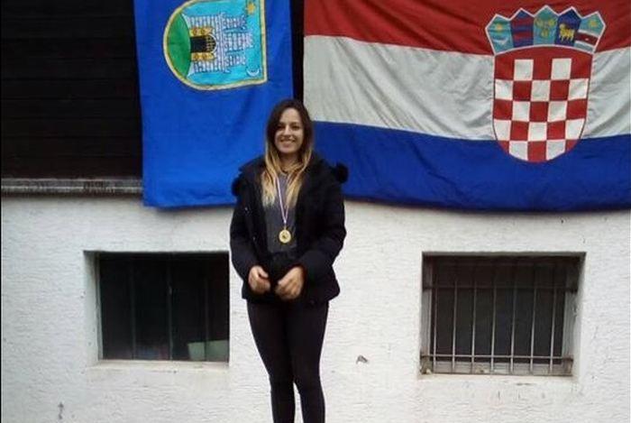 Brigita Bakić prvakinja Hrvatske na divljim vodama