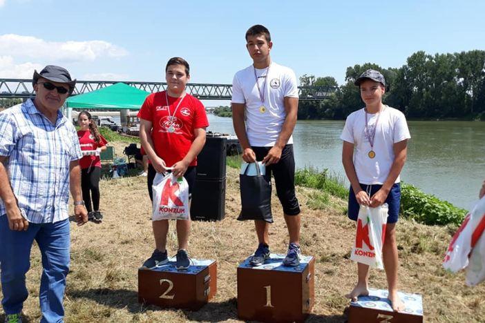 Sportaši Marsonije osvojili ukupno 10 odličja na Kupu u Slavonskom Brodu
